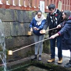 【サワダ先生】岩木山神社へ行きました