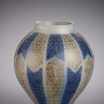 2013 塩釉花瓶 29x27.5x27.5