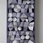 2003 染布 (部分) 86×230