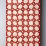 2004 花いっぱい  90×250   絹