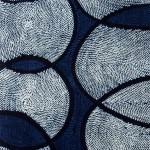 2013 藍染絞布 青の木 220×119