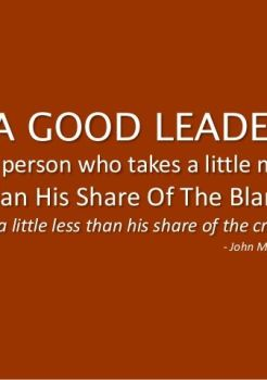 83 Best Quotes On Leadership