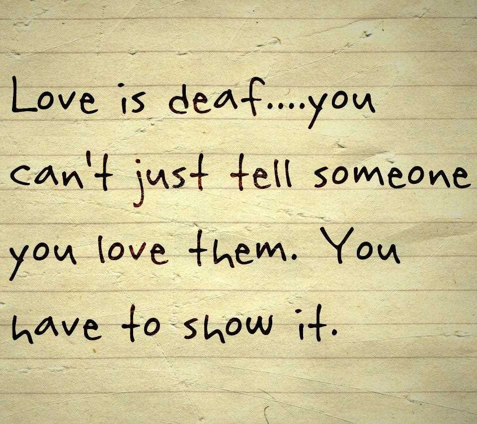 Inspiring Quotes about Love