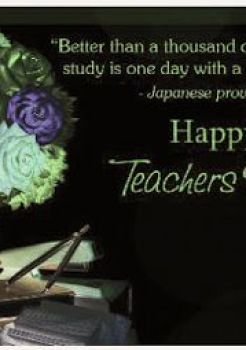 Happy World Teachers' Day! 50 Inspiring Quotes About Teachers