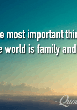 Short Family Quotes and Sayings That Prove Family Really Is Everything