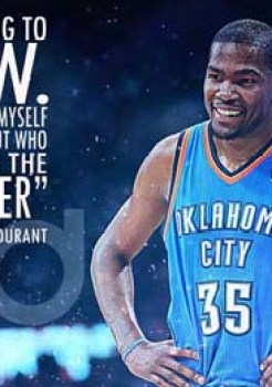 Best Kevin Durant Quotes on Basketball