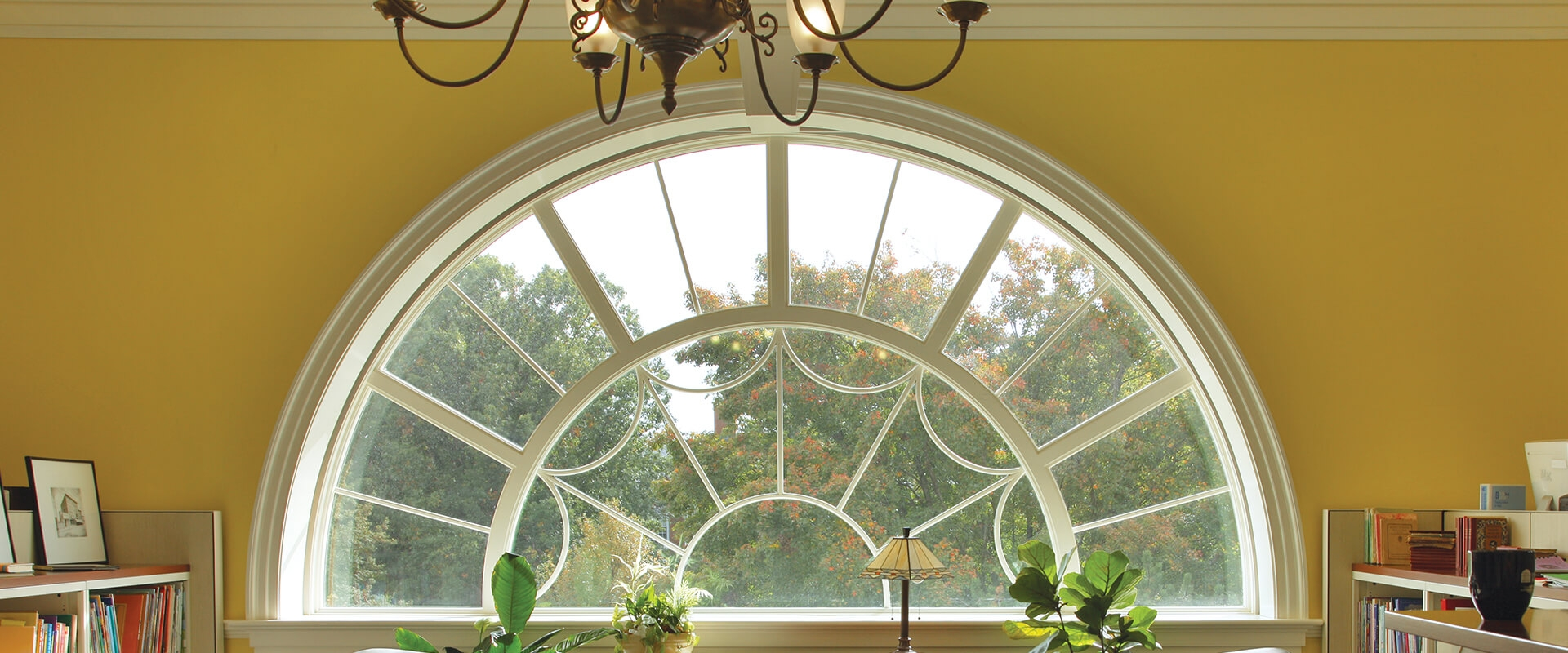 10 Stunning Arched Window Home Design Ideas Kolbe Windows Doors | Staircase Side Window Designs | Window Furniture | Two Story | Angled Staircase | Bedroom | Corner