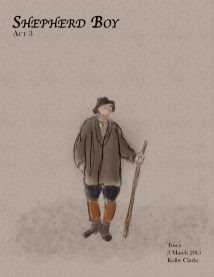 Shepherd Boy-Portfolio