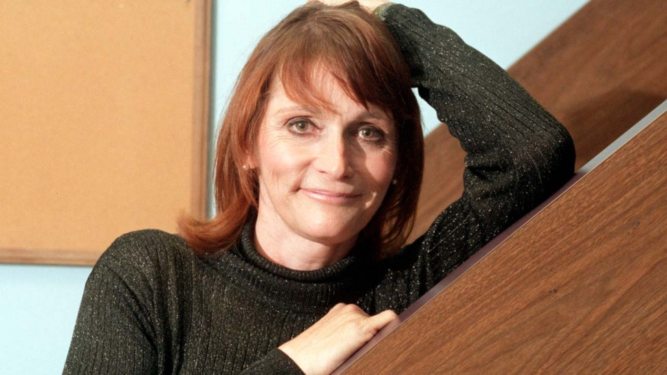 Margot Kidder, la compagne de