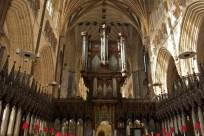 Katedra w Exeter (wspomina o niej hrabia Dracula)