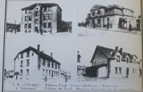 Kolonia Piaski. Domy robotnicze i dozorców