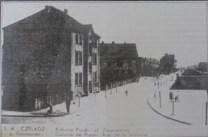 Kolonia Piaski. Ulica Zwycięstwa