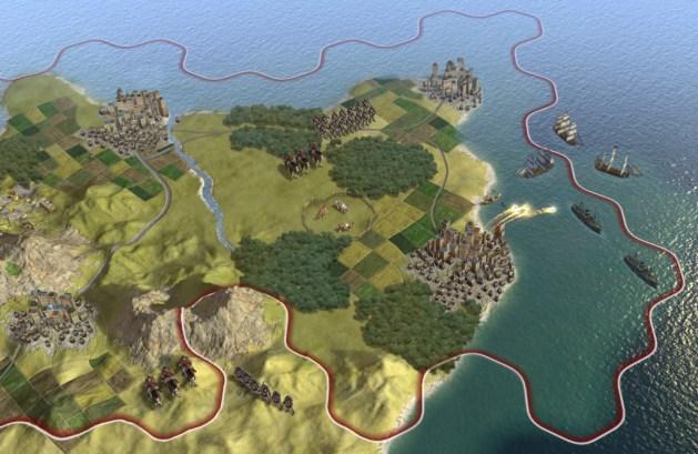 Civilization V / 2K Games; Firaxis Games