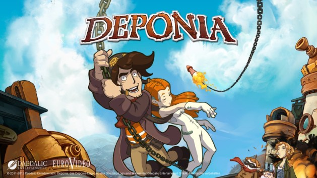 Deponia / Daedalic Entertainment