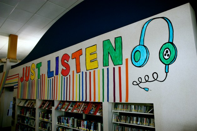 Audiobooks Rock /  Lester Public Library (CC BY-NC-SA 2.0)