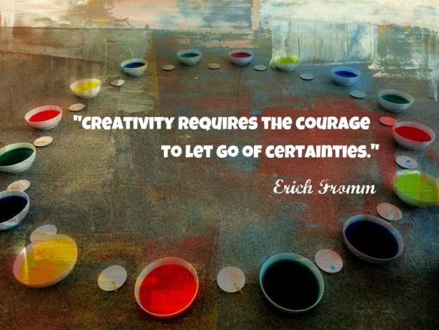 Creativity /  Denise Krebs (CC BY 2.0)