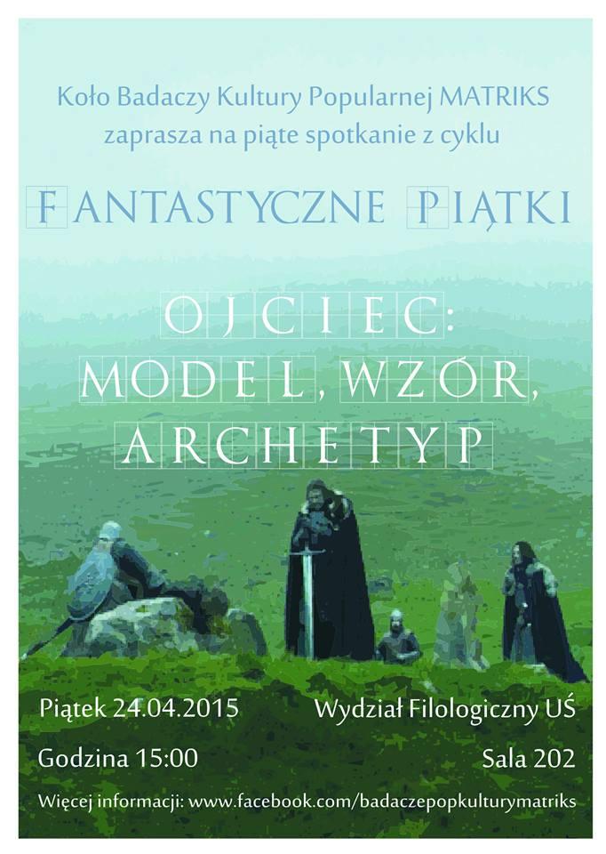 Projekt plakatu: Daria Swędzioł