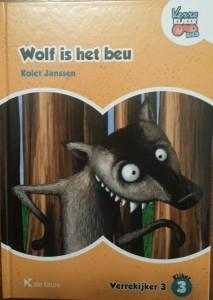 Wolf is het beu