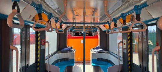 Train on wheels (Photo: Amos Luzon Photographers)