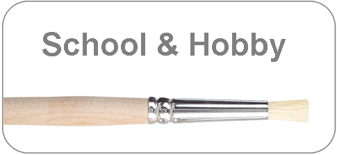 category brushes for hobby and school
