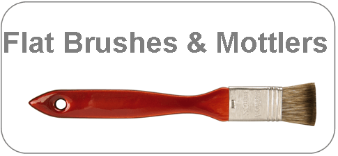 category flat brushes and mottlers