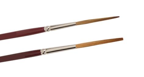 extra long lining brushes-sabeline