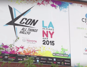 Kollaboration New York checks out KCON 2015 at the Prudential Center
