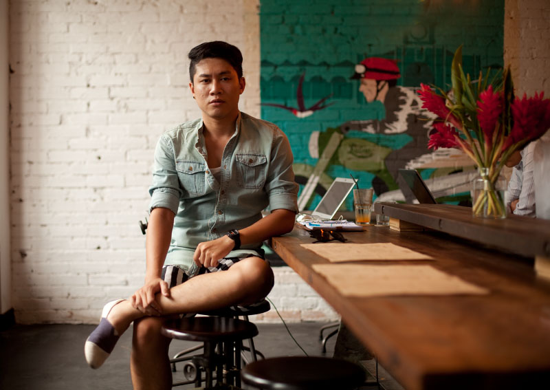 Marcus, Ho Chi Minh City (Photo by: Kevin Truong)