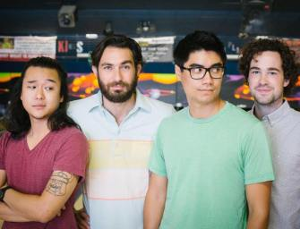 Dizzy Bats emerge from the cave to launch new EP