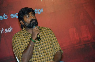 Vijay Sethupathi gifts Gold Coins For Senior Member In Film Industries (38)