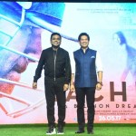 AR Rahman & Sachin Tendulkar at the launch of Sachin Sachin Song (2)