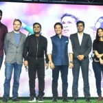 AR Rahman & Sachin Tendulkar at the launch of Sachin Sachin Song (5)