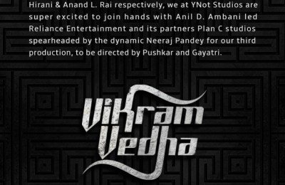 Vikram Vedha in Hindi