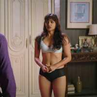 Kabali actress stuns many with her Bikini dress at Italy