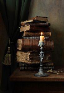 Książki zeświecą