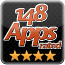 148Apps.com gives Lumberwhack 4 stars