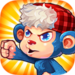 New icon for action strategy mobile game