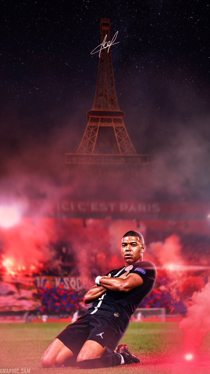 mbappe paris wallpaper kolpaper