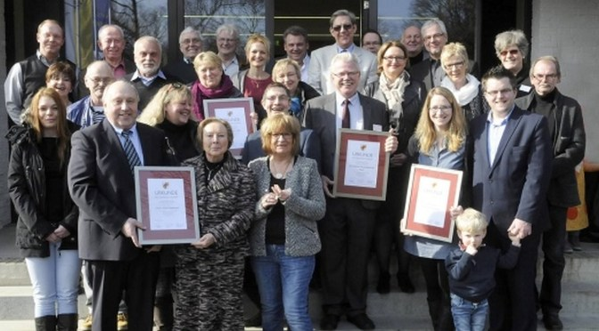 Ehrenamt Anne Felix Reulen Preis Bürgermeister Lommetz Grefrath Dorenburg