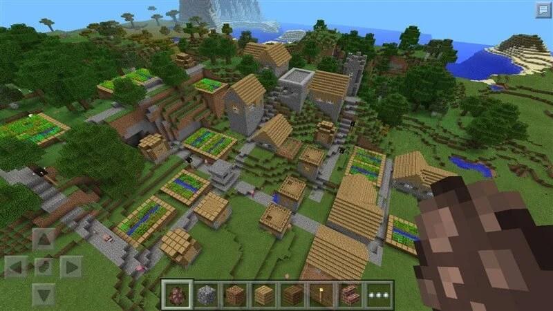 Minecraft Pocket Edition Hileli Apk
