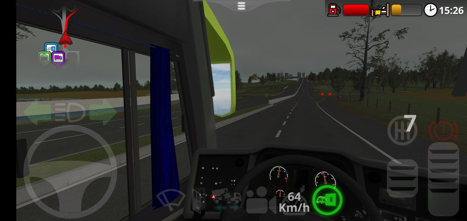 The Road Driver Hileli Apk