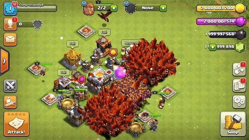 Clash of Clan Mod Apk