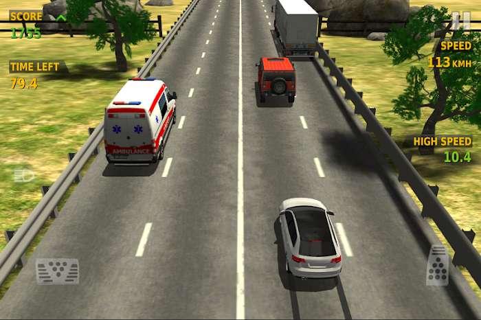 traffic racer hile indir