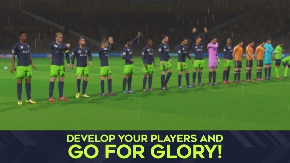 dream league soccer 2021 para ve elmas hilesi apk