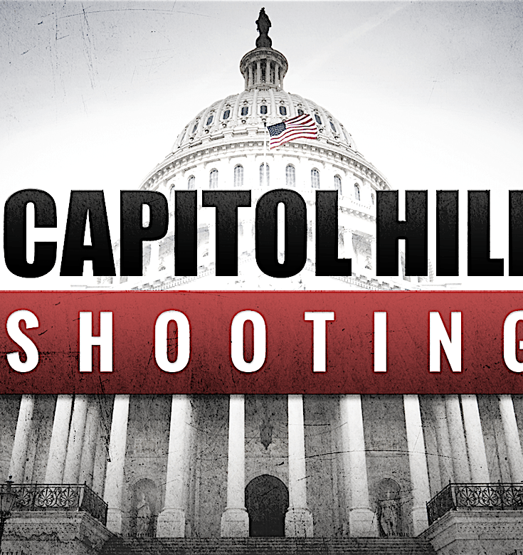 Capitol Shooting, Larry Dawson, Capitol