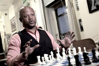 U.S. Chess Hall of Fame, Maurice Ashley, KOLUMN Magazine, Kolumn
