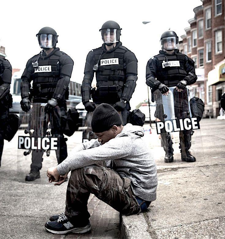 Chicago Youth, Urban Violence, Chicago Crime, KOLUMN Magazine, Kolumn