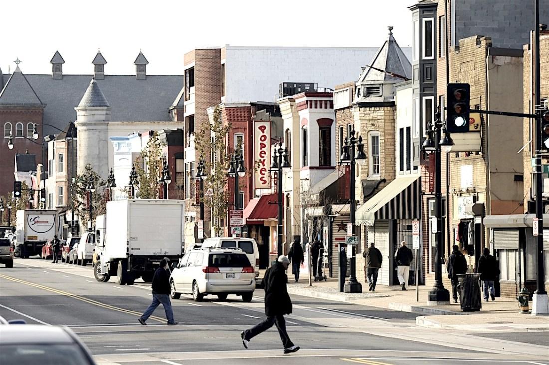 Washington DC Gentrification, Gentrification, Washington DC Development, KOLUMN Magazine, Kolumn