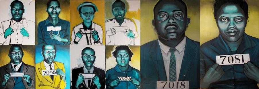 Freedom Riders, Civil Rights Protests, Rose Parks, Martin Luther King, Montgomery Alabama, Charlotta Janssen, KOLUMN Magazine, Kolumn