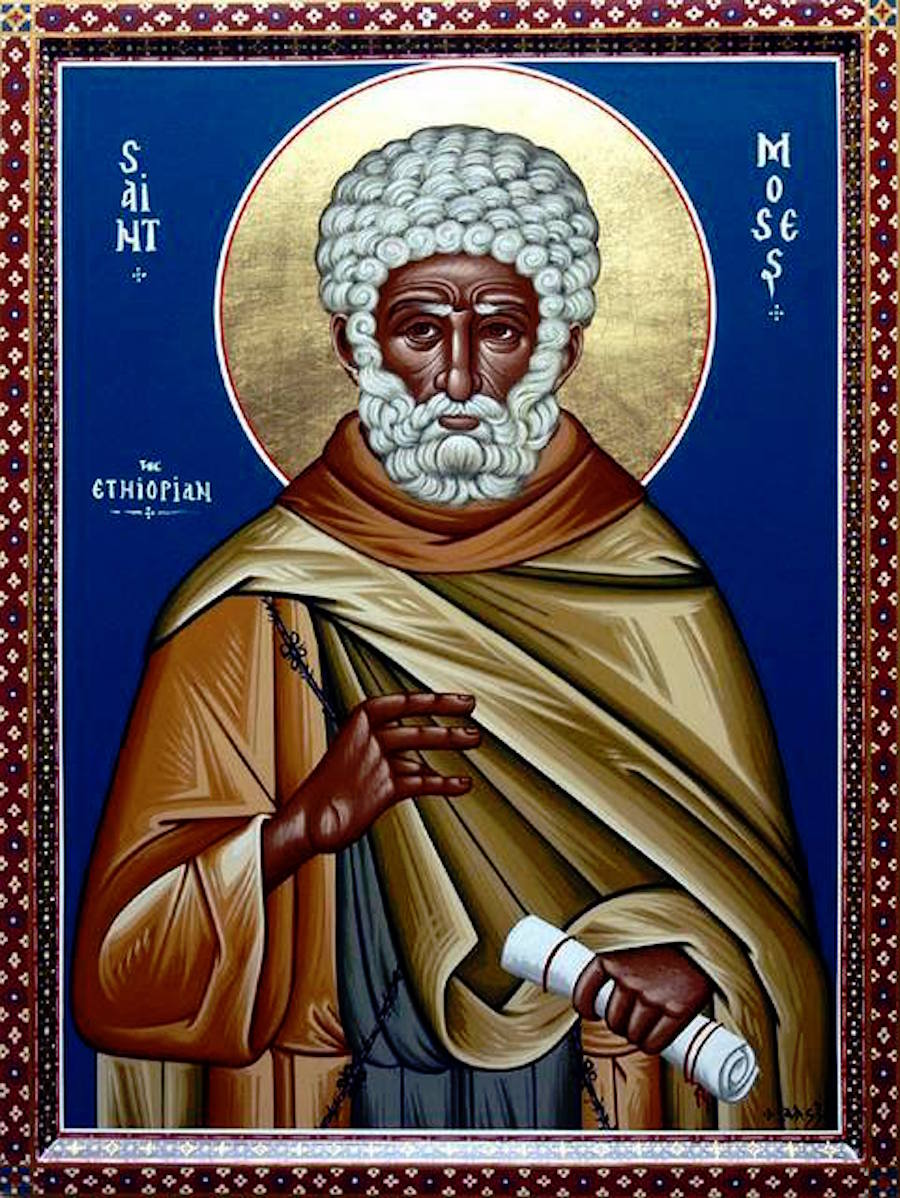 Orthodox Church, The Brotherhood of Moses the Black, KOLUMN Magazine, Kolumn